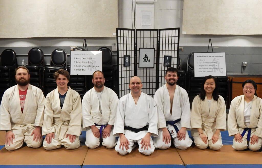 West Linn Ki Aikido Adult Class 2016