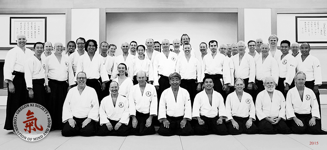 Aikido Martial Art Instructors