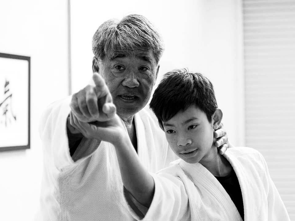 Kids Aikido Martial Art Class
